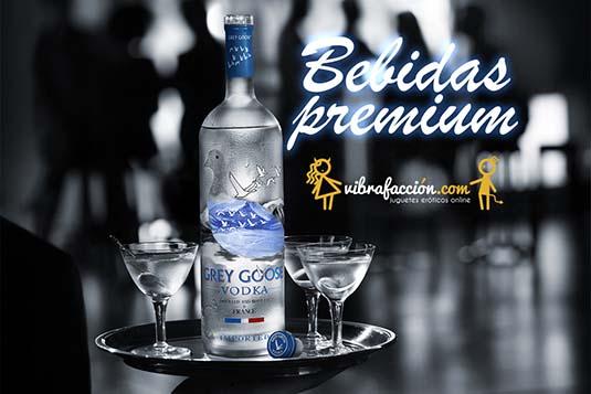 bebida premium
